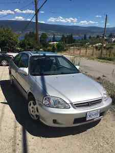 Reduced 2000 Honda Civic Si Coupe (2 door)