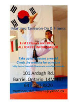 MARTINEZ TAEKWON-DO & FITNESS