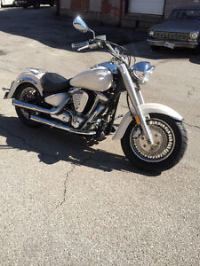 Yamaha Road Star 1600 trade for touring or scooter
