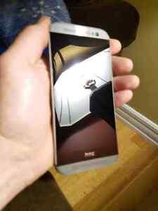 HTC One M8.   32 Gb on Koodo.