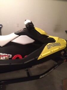 2014 spark 90 hp with Ibr