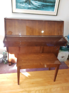 Young Chang professional upright piano