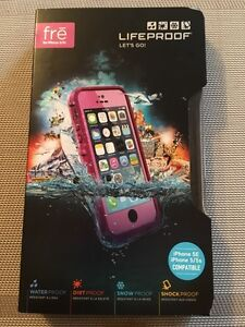 New life proof case for 5s/SE for sale