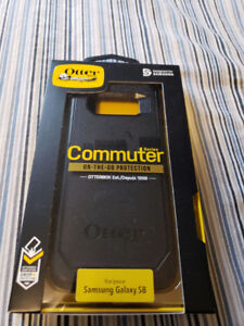 Samsung Galaxy S8 Commuter and Defender Otterbox Cases
