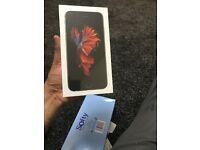 I phone 6s 128 gb seal