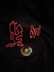 ICP Juggalo Hatchet Man Fitted Hat