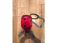 Little Life ladybird back pack Reins