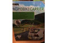 Halfords high 3 bike carrier