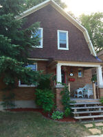 Beautiful 3br. Century Home in Downtown Barrie