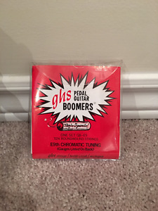Brand New Boomers (Pedal Steel Strings)