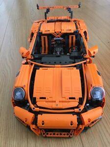 Porsche GT3 Lego 42056 Lepin