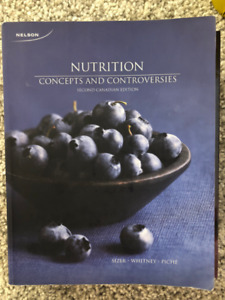 NUTRITION CONCEPTS AND CONTROVERSIES (2ND)