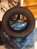 14 inch set of four winter tires asking 250 obo