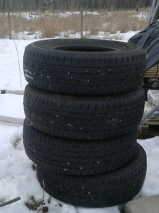 17 inch tires for for truck or suv 150