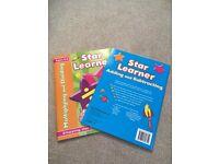 Star Learner Maths Books aged 6-8