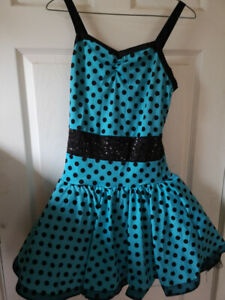 Dance costume. Size MA (approx ladies small)