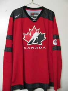 NIKE TEAM CANADA OFFICIAL NEW TAGS HOCKEY JERSEY YOUTH/ADULT