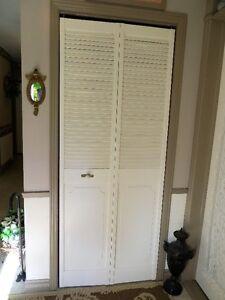 WOODEN BI-FOLD DOORS Sarnia Sarnia Area image 2