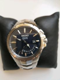Seiko kinetic Coutura watch, like new. £125