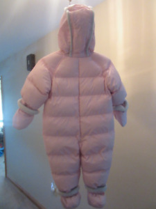 Children's Place Snowsuit Size 12 Months