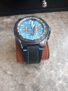 Citizen eco-drive sport watch saphire blue