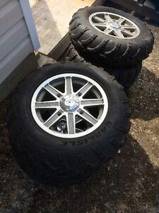 Polaris Quad Tires & Rims