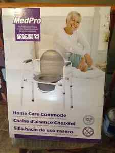 MEDPRO HOME CARE COMMODE London Ontario image 1