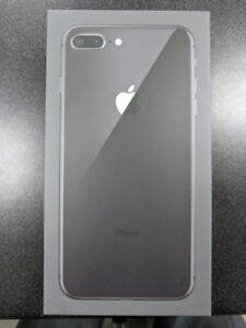 IPHONE 8 PLUS 256MB MINT CONDITION