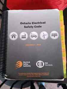 Esa electrical safety authority 2012 code book