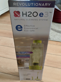 H20 e3 cleaning system