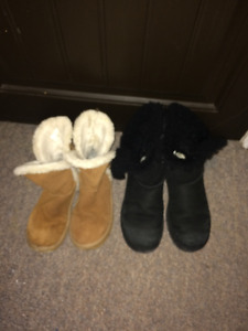 American Eagle and Ugg Boots