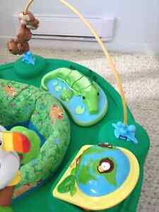 Baby-Exersaucer-Jungle theme Downtown-West End Greater Vancouver Area image 3