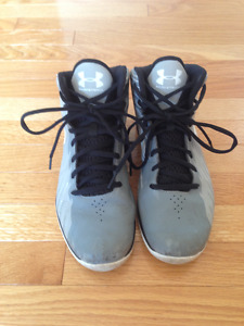 Under Armour Youth Basketball Sneakers