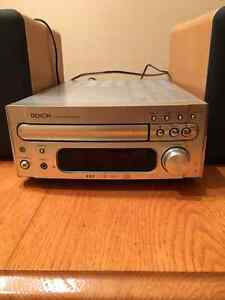 DENON Stereo (CD player/radio) West Island Greater Montréal image 3