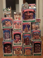 Dickinsville Collectibles Christmas Village