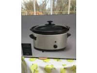 Slow Cooker New 5.5 litre £10