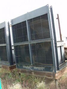 RADIATOR FOR CAT 399 ELECTRIC FAN 230/460
