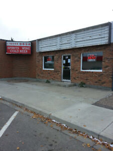 Commercial/Retail Building for Rent