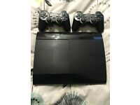Play Station 3 - PS3 - 500 GB with 2 controllers