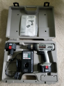 Porter Cable Cordless Driver Drill Kit