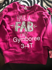 TODDLER 3/4/5T NAME BRAND CLOTHES FOR SALE