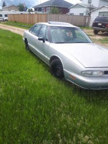 PRICED TO SELL: Supercharged 1998 Oldsmobile 88 Royale SS