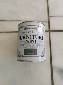 Chalk paint for furniture by rust-oleum