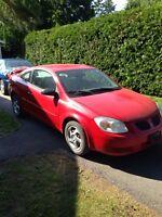 2006 Pontiac Pursuit $1600 ASIS