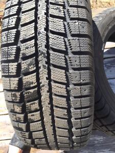 Winter Tires for sale - 4 used one winter only