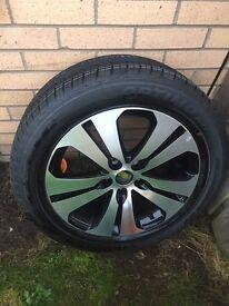 """BRAND NEW Kia Sportage 18"""" Wheel"""