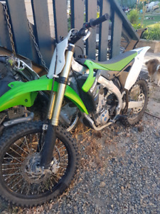 2014 Kawasaki Kx450