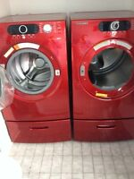 Washer and Dryer Samsung