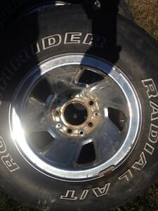 Tires for Ford F-150   235/75/15 Kawartha Lakes Peterborough Area image 3