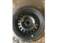 15inch Vauxhall spare